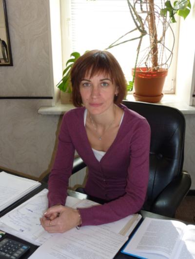 Андреева Ольга Борисовна