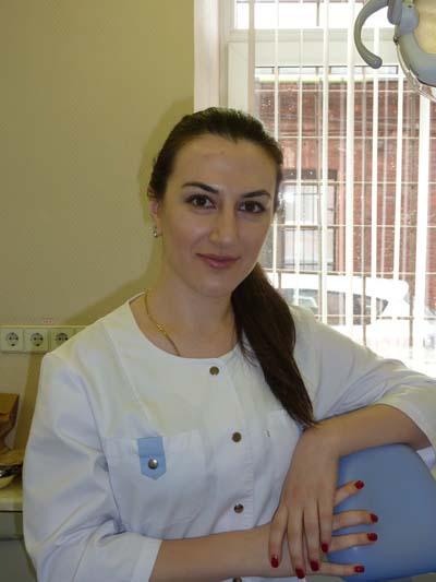 Арустамова Нарина Гайковна