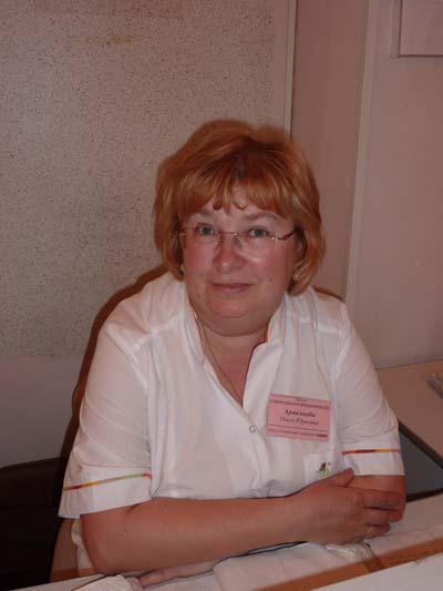 Артемьева Ольга Юрьевна