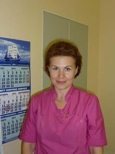 Стволова Наталья Михайловна