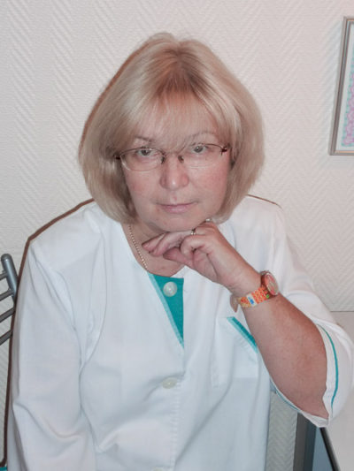 Осетрова Любовь Васильевна